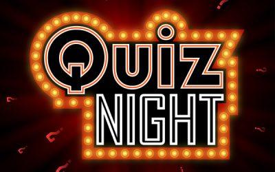 Quiz Night – Brookfield VIllage hall